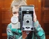 Polaroid Land Camera Vintage bellows folding model 150
