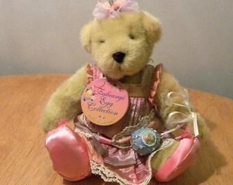 Muffy Vanderbear - Muffy Easter - Muffy Fabearge Collection - Muffy Teddy Bear - The North American Bear Company