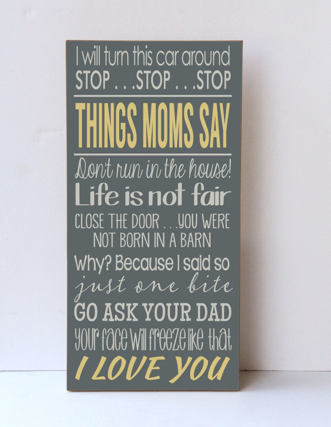 Diy Wooden Signs With Sayings Popular items for \x3cb\x3ewood signs ...