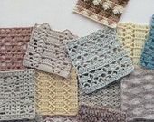 Book of 262 crochet patterns for filet lace table cloth vintage runner of any kind