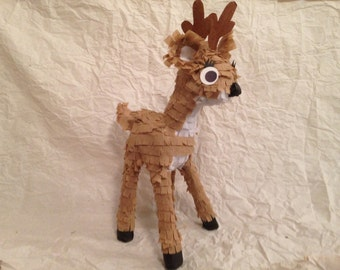 Reindeer piñata /deer pinata
