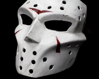 Limited Edition Friday the 13th Casey Jones Mask