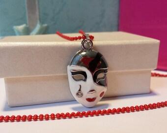 Sale! Mask Necklace
