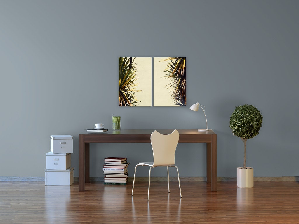mid century modern mid century modern wall art palm tree. Black Bedroom Furniture Sets. Home Design Ideas