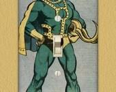 Loki - Super Villain Light Switch Plate