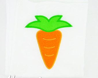 Carrot Applique Embroidery Design, easter applique, carrot, machine embroidery, applique, Spring applique, carrot embroidery design, Easter