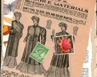 Vintage ephemera pack 5