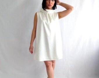 Wedding dress,short wedding dress,ivory wedding dress,reception dress,aline wedding dress, 50s wedding dress, alternative wedding dress