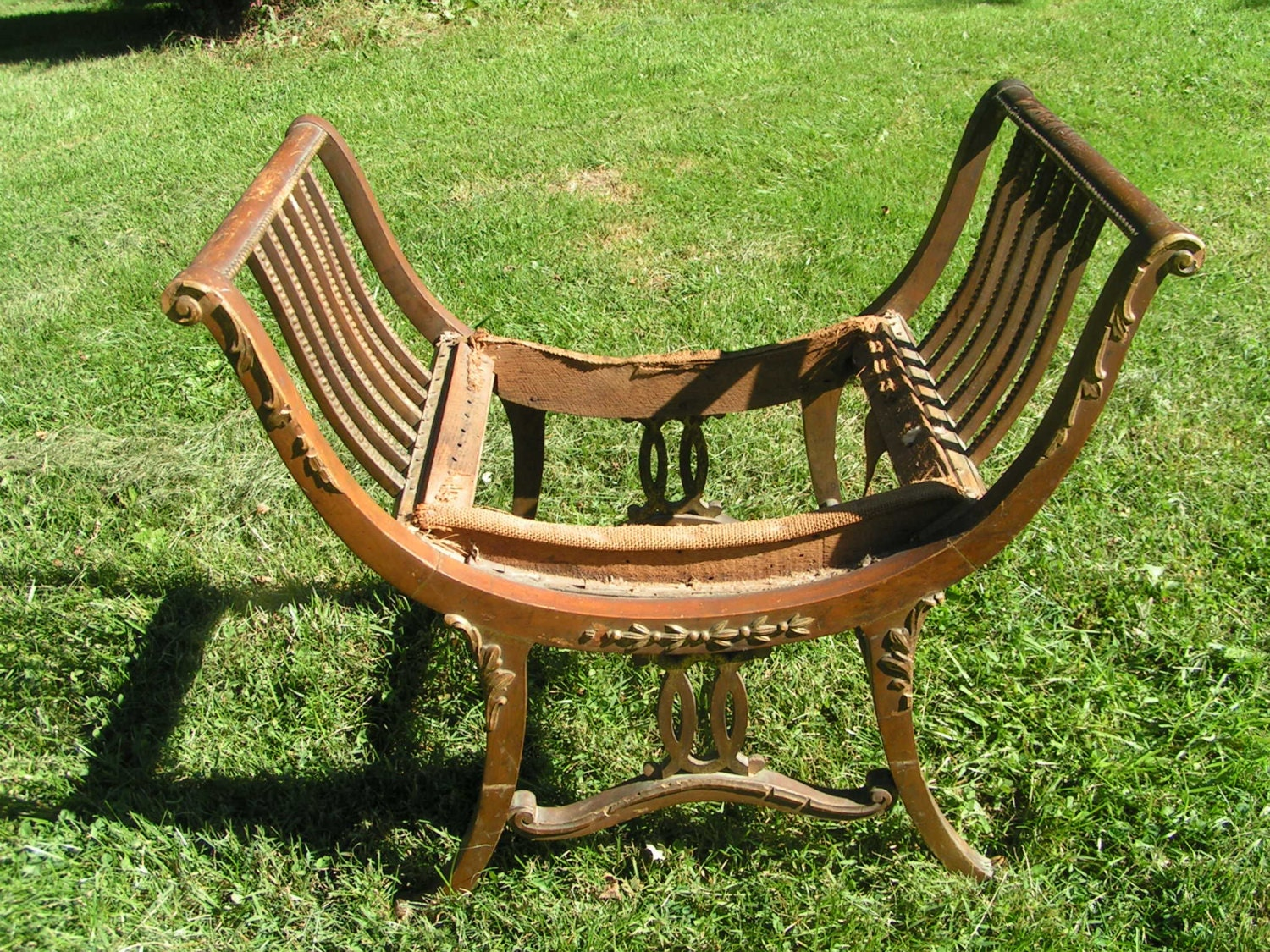 Cleopatra chair 28 images empire curule x frame chairs for Chaise cleopatra