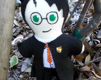 Harry Potter Plushie