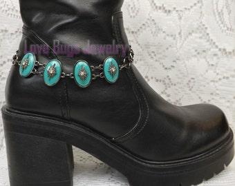 Bling Me Boot Jewelry , Boot Bracelet, Boot Bling, Boot Jewelry, Cowgirl Boot Bling, Boot Band Bracelet