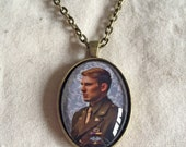 Captain America - Steve Rogers Necklace
