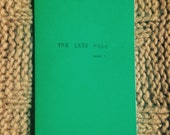 The Less Near issue 7 Elation Press perzine