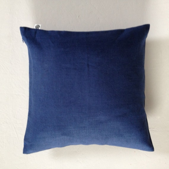 Throw Pillows Royal Blue : Royal blue pillow cover decorative pillow cover cushion