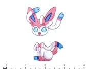 Mix and Match Magnets: Sylveon