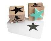 Star solid stamp