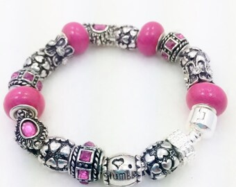 Tumble Charm Bracelet