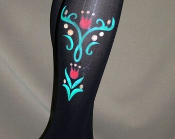 Anna of Arendelle tights
