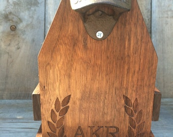 Beer Tote Personalized and Engraved for Groomsmen, Groom, Dad, Birthdays, Christmas Gifts