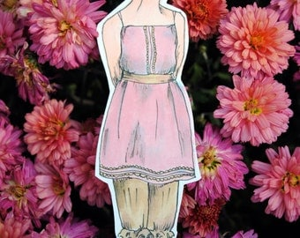 Gwyneth, Printable Paper Doll