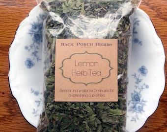 Lemon Herb Tea 1oz