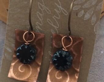 Copper Blossoms