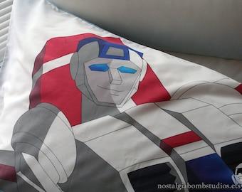 DISCOUNT Body Pillow Case of Transformers G1 Skyfire Jetfire