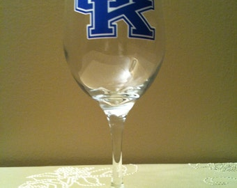University of Kentucky Glass