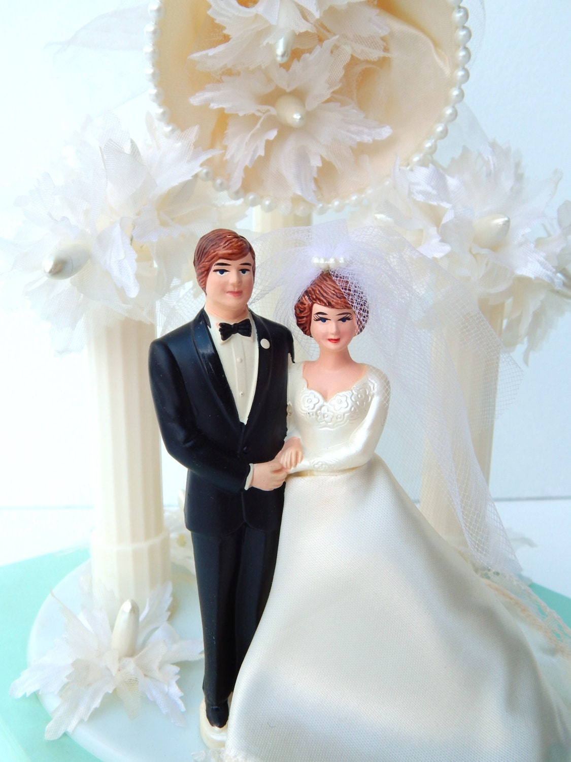 wedding cake toppers central coast vintage 1950 s wedding cake topper coast by 26436