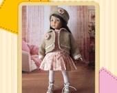 Patron : Ensemble 3 pièces pour les poupées 32-35 cm Little Darling, Chéries, Paola Reina.