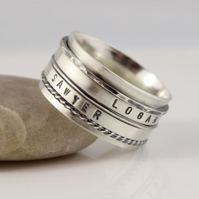 Men's Spinner Ring Father's Personalized Hand Stamped. Short Finger Engagement Rings. Reverse Wedding Rings. Raw Stone Wedding Rings. Blackened Gold Engagement Rings. Simple Cute Wedding Engagement Rings. Gold Pair Wedding Rings. 1.58 Carat Wedding Rings. Everyday Engagement Rings
