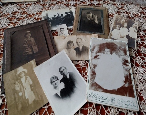 Antique and Vintage Photography