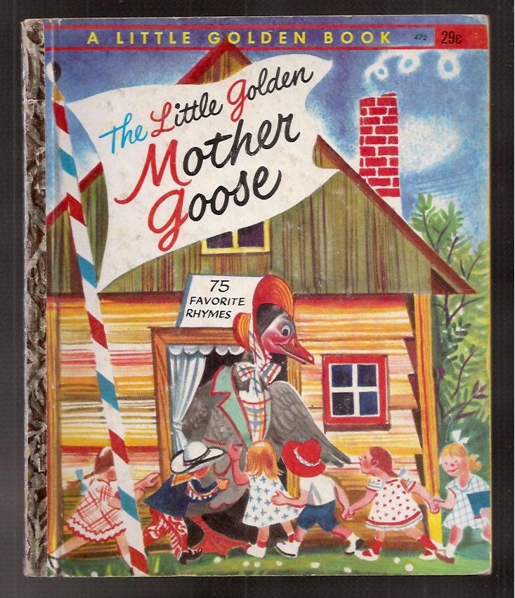 Little Golden Books Vintage Childrens The Little By UrsToday