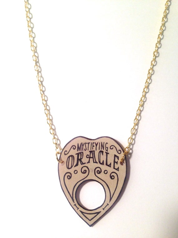 items similar to mystifying oracle ouija planchette
