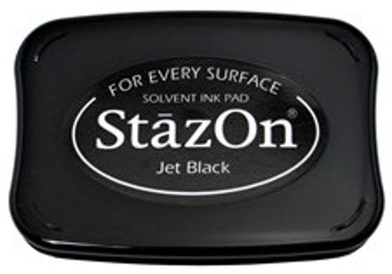 Add a Staz-On Ink Pad to your Starboard Press Stamp Order