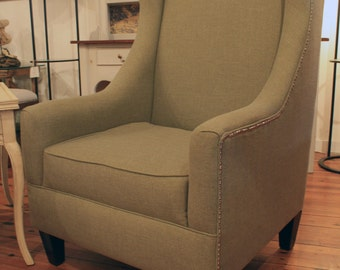 Upholstered Lawrence Chair