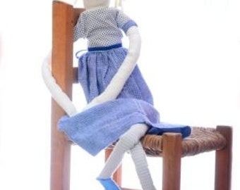 Traditional Rag Dolly