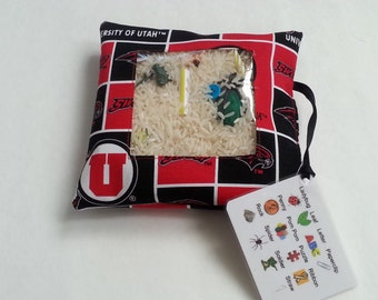 I Spy Bag - University of Utah