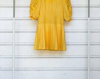 Buttercup Babydoll Dress