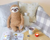 XL Sloth, hot/cold water bag COVER