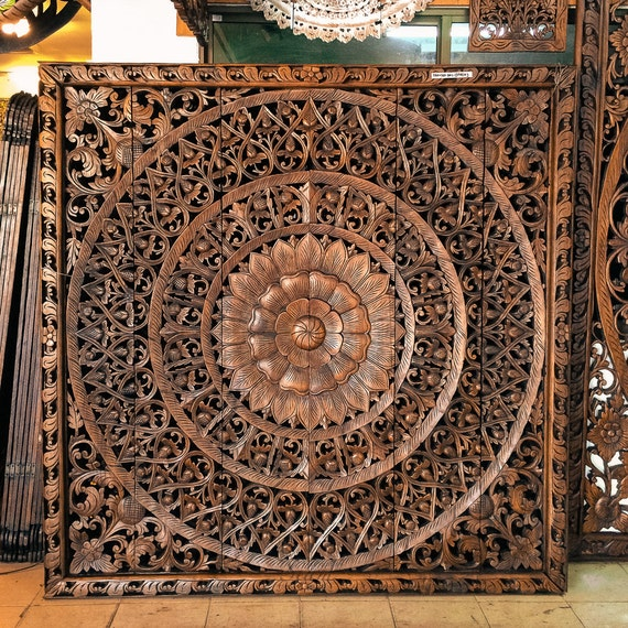 Large Carved Wooden Wall Panel 28 Images 25 Best Ideas