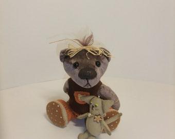 Teddy bear Verochka