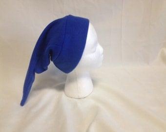 Blue Water Temple Link Fleece Hat Zelda Cosplay Costume
