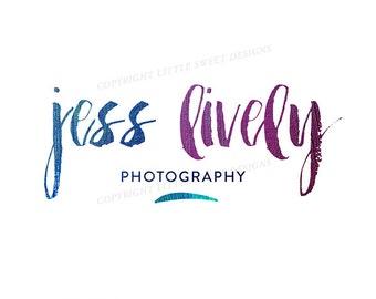 Photography Logo Design - Custom Pre-made logo / branding (LG14)