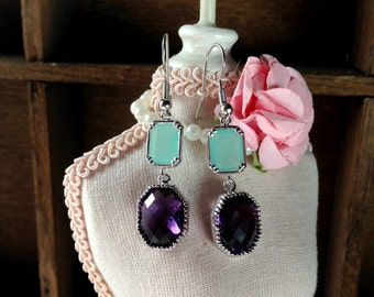 Adora Earrings - Jewelry - Wedding - Sautoir et Poudrier