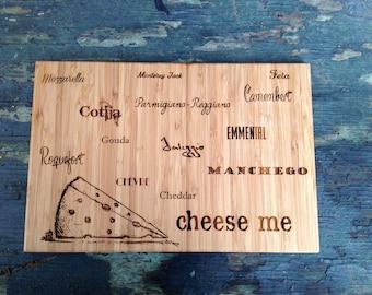 Cheese Board, Classic, Free Customization