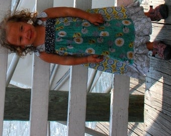 Bonnie Sundress (Sizes 12M to 4T)
