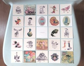 deck of 8 picture cards