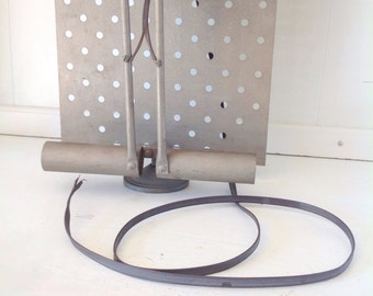 Atomic TV Antenna|Atomic Living Room|Atomic Gift Idea|Gift for Him|Mid Century Gift Idea|TV Memorabilia|Punched Metal|Christmas Gift Idea