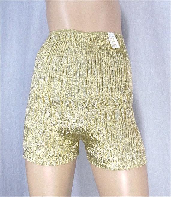 Gold Lame Panties 76